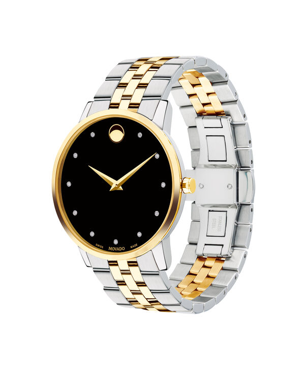 MOVADO Museum Classic0607202 – Men's 40 mm bracelet watch - Side view