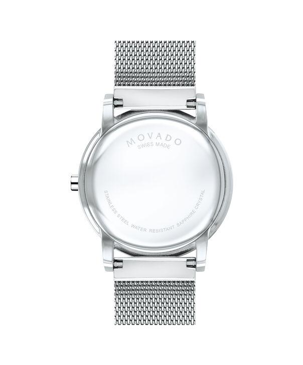 MOVADO Museum Classic0607219 – Men's 40 mm bracelet watch - Back view