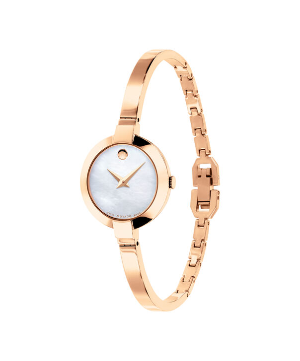 MOVADO Bela0607082 – Women's 25 mm bangle watch - Side view
