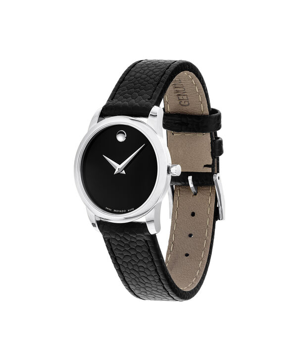 MOVADO Museum Classic0607015 – Women's 28 mm strap watch - Side view