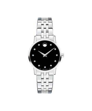 MOVADO Museum Classic0607207 – Women's 28 mm bracelet watch - Front view