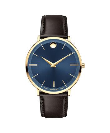 MOVADO Movado Ultra Slim0607088 – Men's 40 mm strap watch - Front view