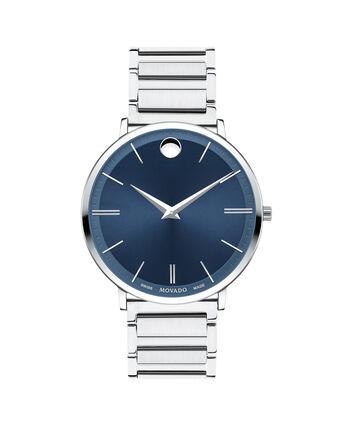 MOVADO Movado Ultra Slim0607168 – Men's 40 mm bracelet watch - Front view