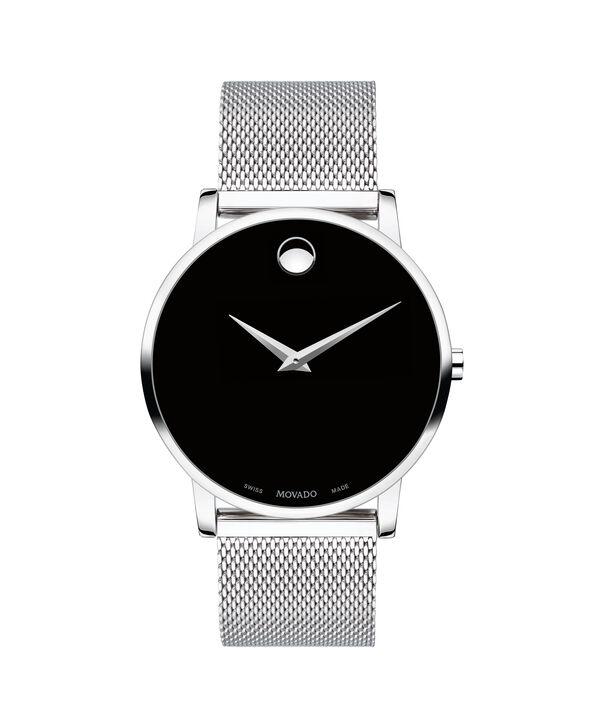 MOVADO Museum Classic0607219 – Men's 40 mm bracelet watch - Front view