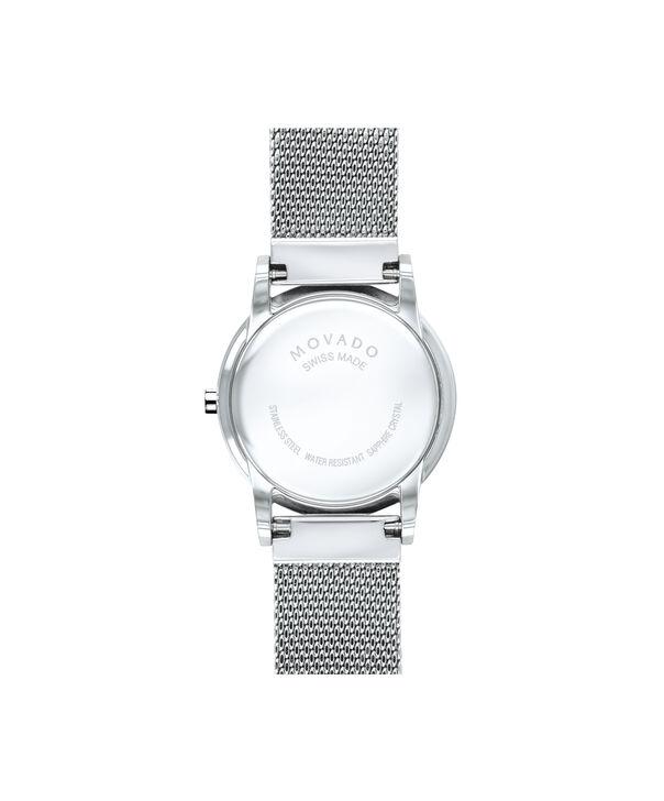 MOVADO Museum Classic0607220 – Women's 26 mm bracelet watch - Back view